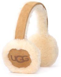 UGG Classic Earmuffs Chestnut - Naturel