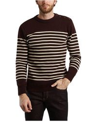 Armor Lux Heritage Wool Jumper - Rot