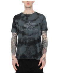 Alpha Industries T-shirt - Bleu