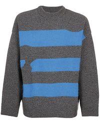 ADER error Sweater - Grijs
