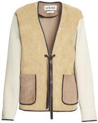Loewe Jacket - Naturel