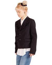 Comme des Garçons Jacket - Noir