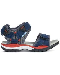 Geox Borealis sandals Azul