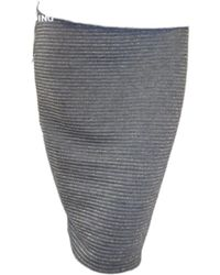 CKS Rok Akesi , Grey Gold Stripe - Size 36 / S - Grijs