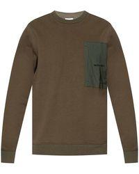 Woolrich Zip-up Hoodie - Groen