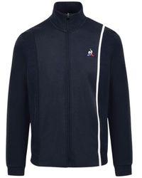 Le Coq Sportif - Two-tone Sweatshirt - Lyst