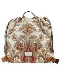 Etro Backpack - Neutro