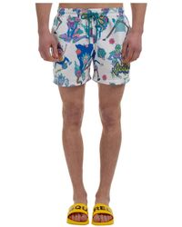 Gcds Swimming Trunks Rick&morty - Wit