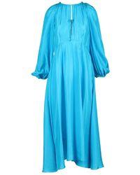 Forte Forte Dress - Bleu