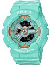 G-Shock Baby-g Watch - Blauw
