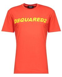 DSquared² - T-shirt S74gd0835 S21600 11 - Lyst