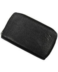 Louis Vuitton Zippy Coin Purse - Noir