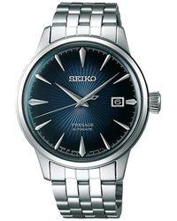 Seiko Presage Watch - Bleu