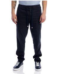 Dondup Pantalone DOM - Blu