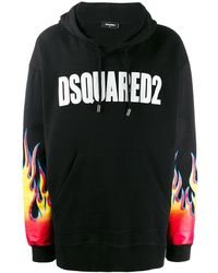 DSquared² Sweater - Zwart