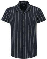 Dstrezzed Shirt 311230 649 - Blauw