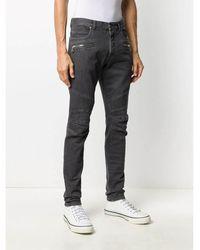 Carl Gross Trousers Gris