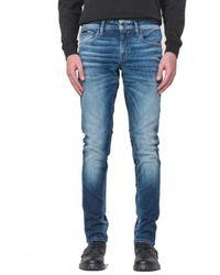 Antony Morato Trousers Mmdt00241 / Fa750272 7010 - Blauw