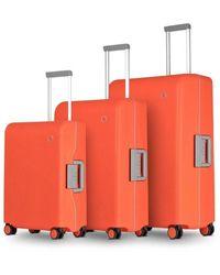 Echolac Fusion Koffer - Oranje