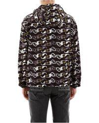 Versace - Medusa biggie print jacket Negro - Lyst
