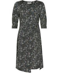 iN FRONT Iris Dress 14438 - Gris