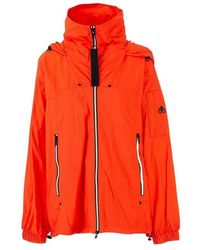 Moose Knuckles Audition Anorak Jacket - Oranje
