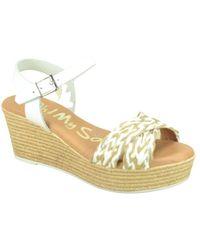 Oh My Sandals Spiez. Shoes - Wit