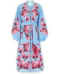 Yuliya Magdych Dress - Blu