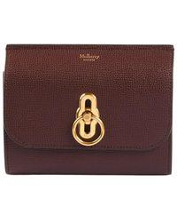 Mulberry Wallet - Marrone