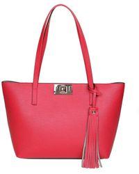 Furla Leather Handbag - Rood