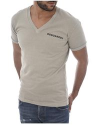 DSquared² - Tee Shirt - Lyst