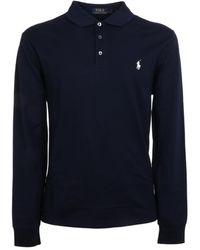 Polo Ralph Lauren Long Sleeve Knit - Blauw