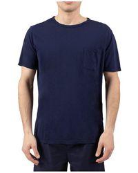Hartford T-shirt - Bleu