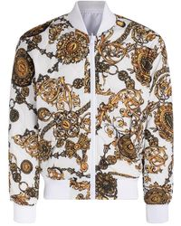 Versace Jeans Couture Jacket Blanco
