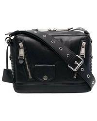 Moschino Shoulder Bag - Zwart