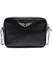 Zadig & Voltaire Boxy Bag - Zwart