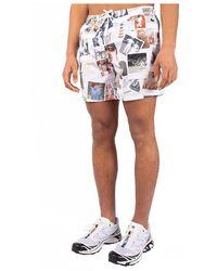 Lacoste Shorts - Bianco
