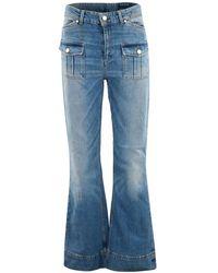 Dorothee Schumacher Flair Jeans - Blauw