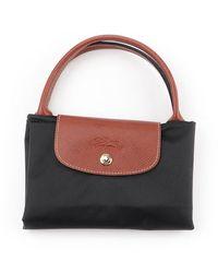 Snobby Sheep LE Pliage Handbag M - Nero