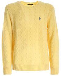 Polo Ralph Lauren Shirt - Geel