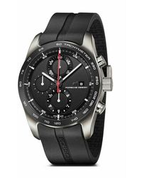 Porsche Design Chronotimer watch - Noir