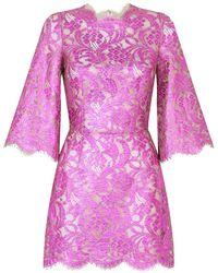 Dolce & Gabbana Dress - Roze