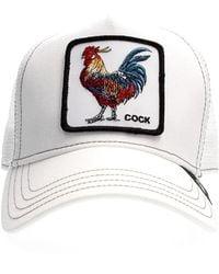 Goorin Bros 101-9984 Cock Hat - Wit