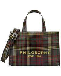 Philosophy Di Lorenzo Serafini Shopper - Bruin