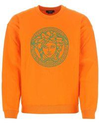 Versace Sweatshirt - Arancione
