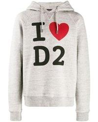 DSquared² Sweater - Grijs