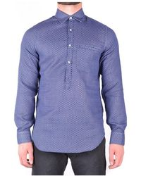 Jacob Cohen Shirt - Blauw
