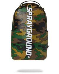 Sprayground Zaino Bodyguard - Groen