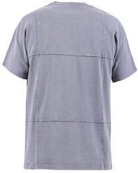 Jacquemus - T-shirt Gris - Lyst