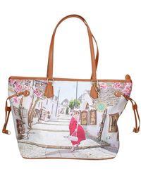 Y Not? Shopping Bag Alberobello - Rosa